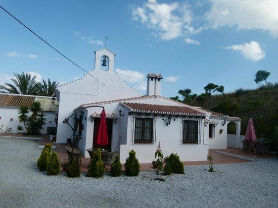 Escuela la Crujia: vista general del hotel