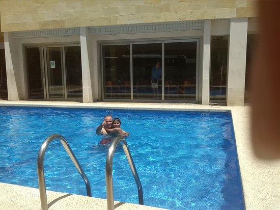 Carlos I Hotel: junio 2013