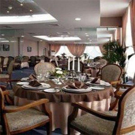Hotel Royal Victoria: Restaurant