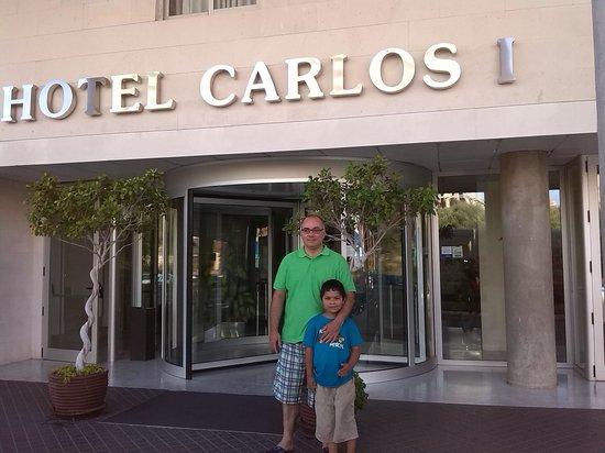 Carlos I Hotel: junio2013