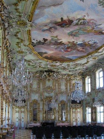 Schaezlerpalais: Rococo ballroom