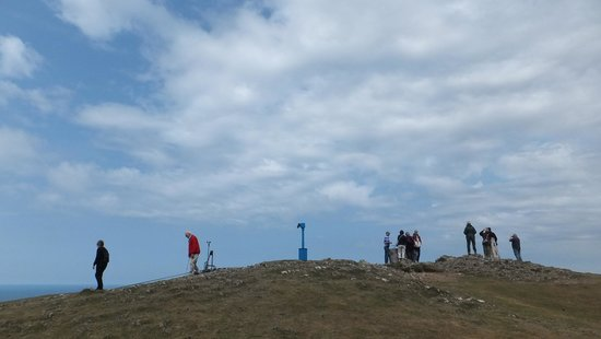 The Clovelly : The Summit of the Great Orme Reachable by almost anyone via the Tramway System located approx 12
