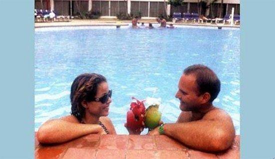 Casa Marina Playa Escondida: Swimming Pool