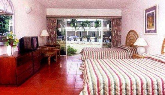 Casa Marina Playa Escondida: Room