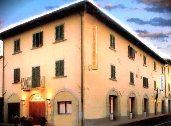 Hotel Il Cavallo: Esterno albergo