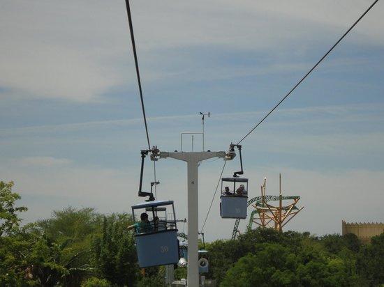 Beau Busch Gardens: Sky Ride