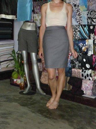 Khoi Custom Tailor : Pencil Skirt