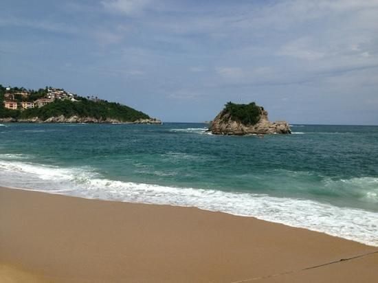 Barcelo Huatulco: playa del barcelo,