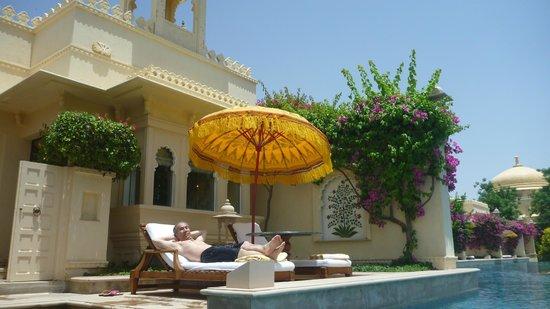 โรงแรมดิ โอเบรอย อุไดวิลาส อุไดพูร์: udaivirashotel