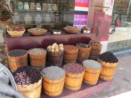 Ecotel Dahab Bay View Resort: Spice's in Dahab Town