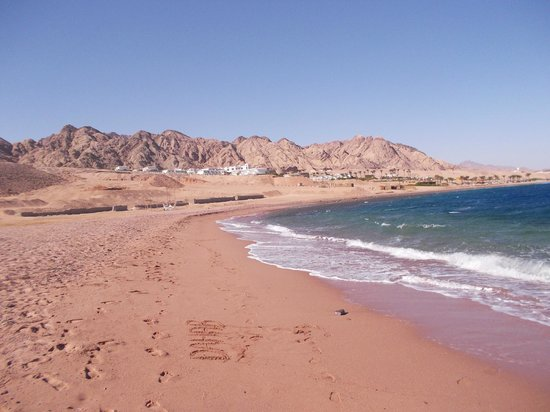 Ecotel Dahab Bay View Resort: Unspoilt Beaches near the hotel