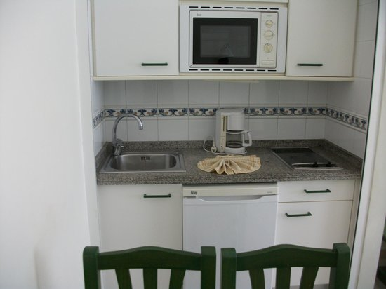 Caybeach Sun: Cooking facilities