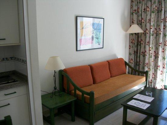 Caybeach Sun: Seating