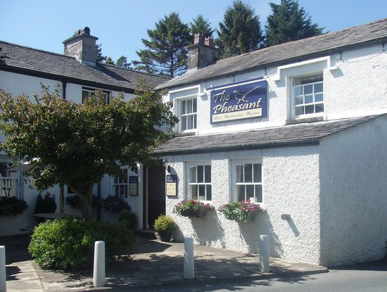 The Pheasant Inn: The Pheasant