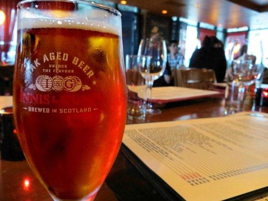 Ristorante a Mano: More scottish beer