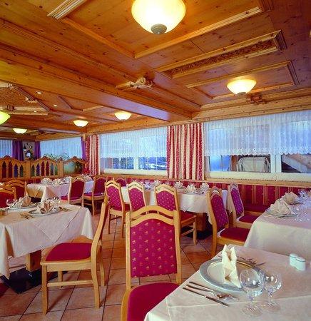 Pensione Edelweiss: Sala da pranzo