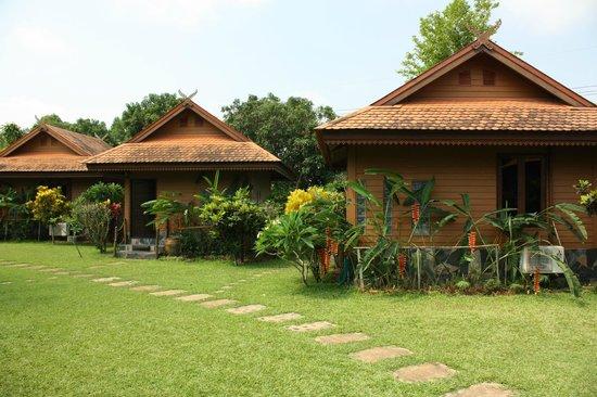 Viang Yonok Hotel, Restaurant, Sports Club: Bungalows