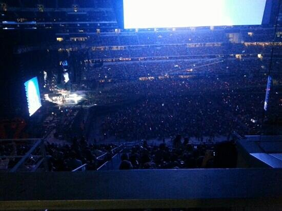 Taylor Swift Concert Cowboys Stadium Picture Of Arlington Texas Tripadvisor