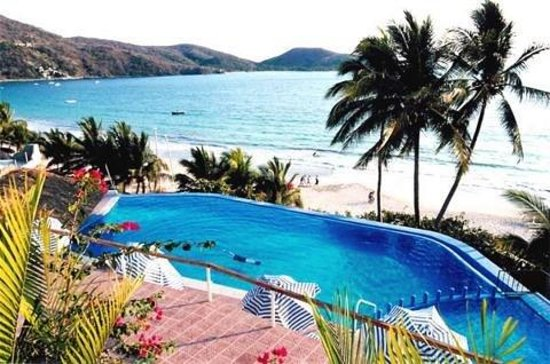 Beach Relaxation In A Paradise Review Of Catalina Resort Zihuatanejo Tripadvisor