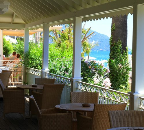 Hawaii Hotel: view