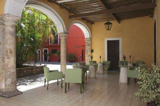 Hotel H.O.: Terraza BRoom