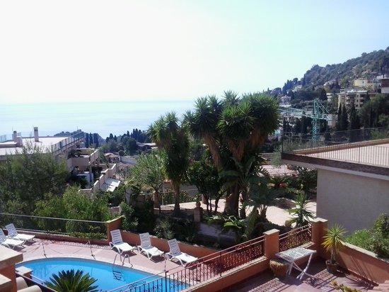 Andromaco Palace Hotel: vista panoramica