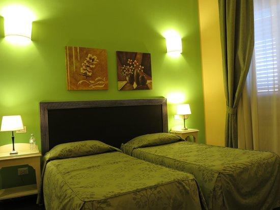 Ambasciatori Hotel : Notre seconde chambre