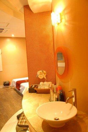 Hotel Floce: sink