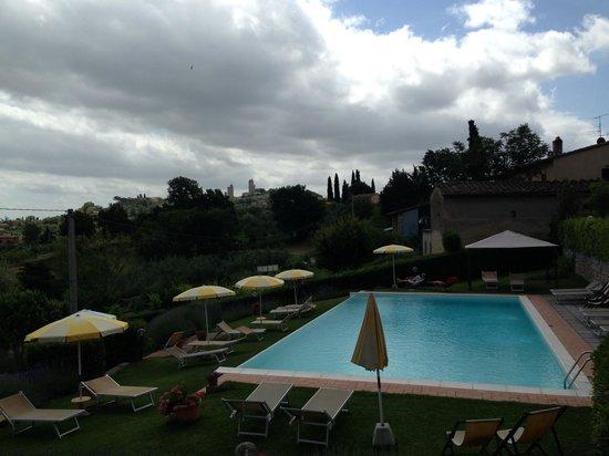 Hotel San Michele: resta la bellezza negli occhi