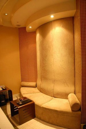 Hotel Floce: comfy corner
