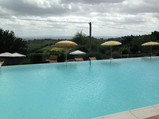 Hotel San Michele: wow