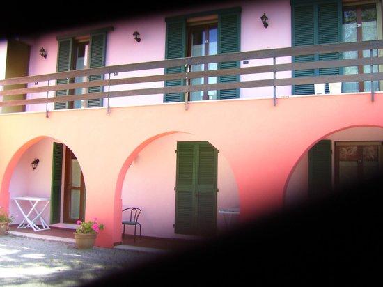 Villa Gaia: Esterno della struttura