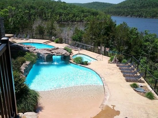 Stonewater Cove Resort and Spa: Beautiful pool