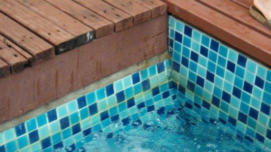 Siam Beach Resort: la piscine!!!