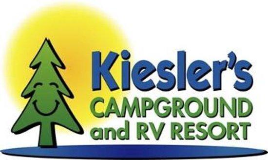 Kiesler's Campground & RV Resort: Campground Logo