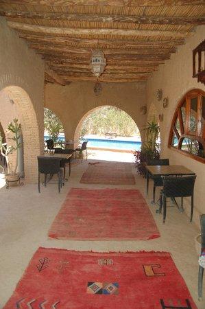 Ksar Merzouga: ThePath to Paradise