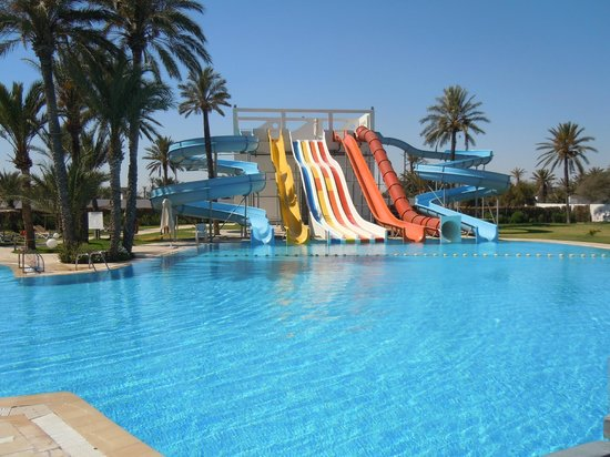 One Resort Monastir: aqua park