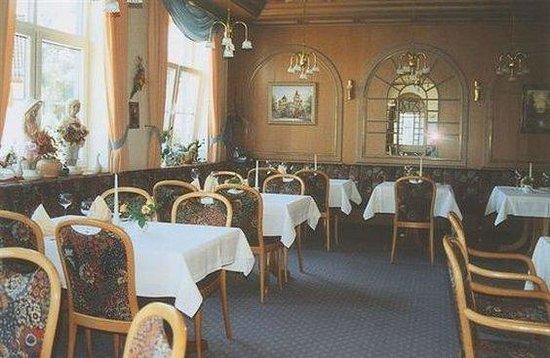 Landhotel Maselheimer Hof: Restaurant View