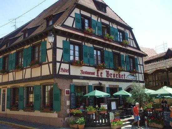 Restaurant Le Brochet: 外観