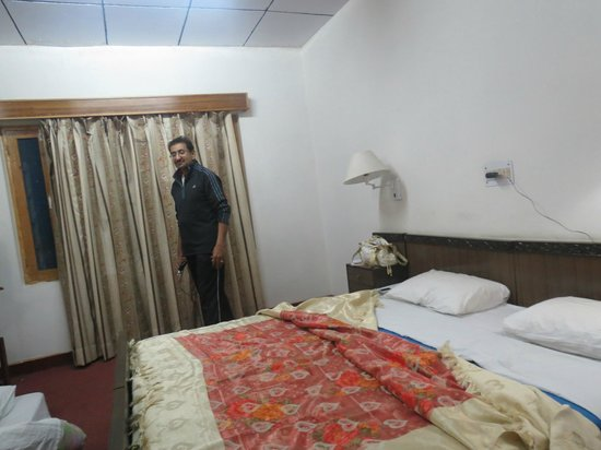 Hotel Spiti: inside the room