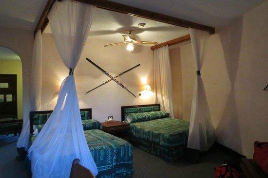 Tarangire Sopa Lodge: Bedroom