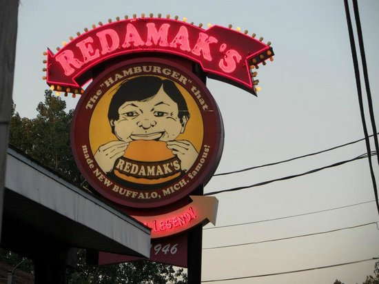 Redamak's Tavern: The iconic neon sign