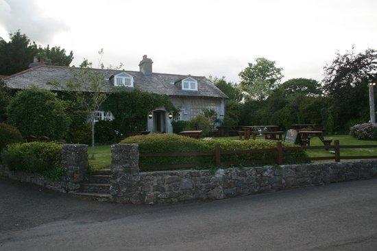 The Stackpole Inn Restaurant: Stackpole Inn