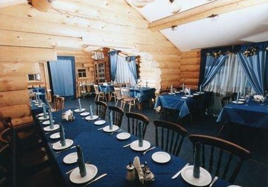 Baikalskye Terema: Restaurant