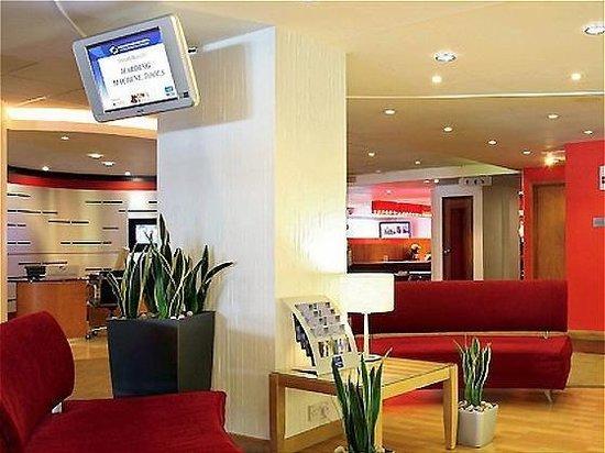 Novotel Birmingham Airport: Lobby View
