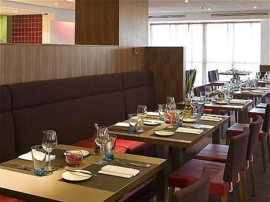 Novotel Birmingham Airport: Restaurant