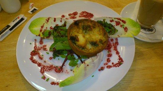 Red Pepper: The stunning tart