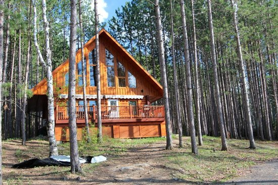 Hastings Resort: Sunny days in the Chalet
