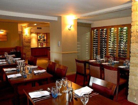 Oxford Witney Hotel: Restaurant