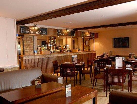 Oxford Witney Hotel: Bar/Lounge
